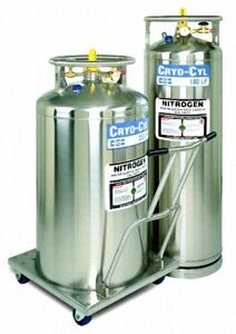 LN2 Supply Tanks